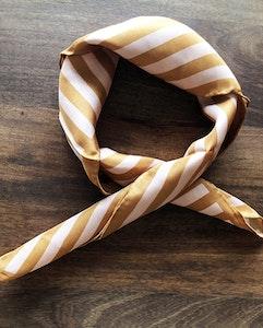 Stripe scarf small