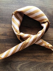 Stripe scarf small
