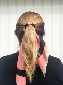 Kvinna scarf liten