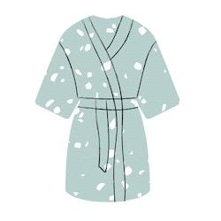 Kimono Terrazzo