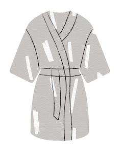 Kimoni Strössel gray