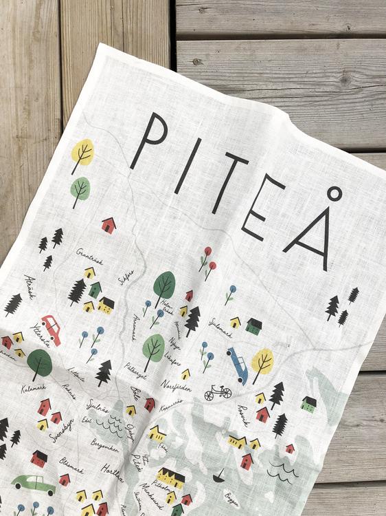 Pitebo kitchen towel