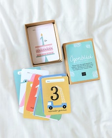 Moment baby cards