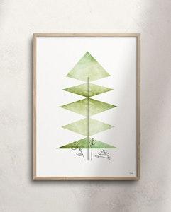Graphic tree