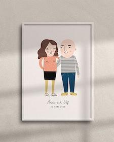 Iris och Frank
