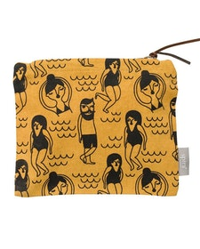Toilet bag yellow small