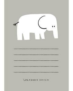 Freebie Elefant