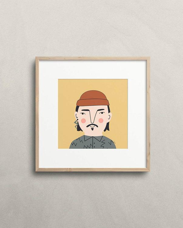 Johan print