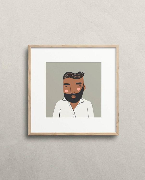 Jonas print