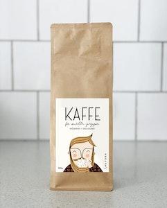 Kaffe för snälla pappor