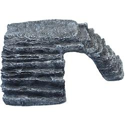Hörngrotta grå large