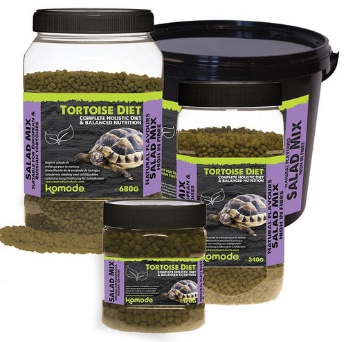 Tortoise diet salad mix 340g