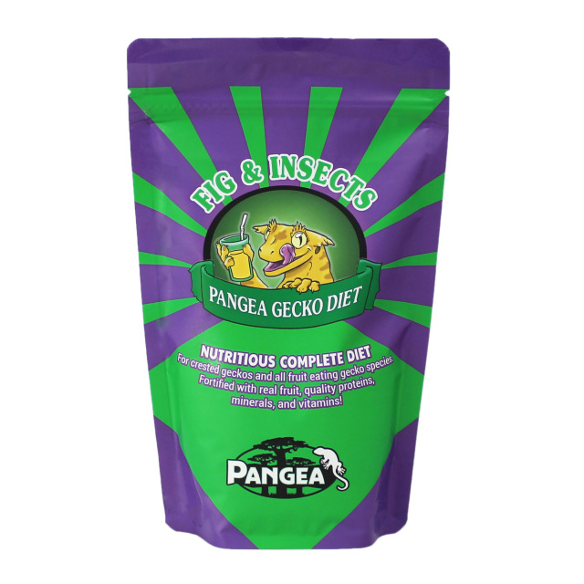Pangea fig & insects geckodiet 227 gram