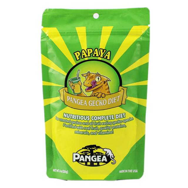Pangea banana & papaya geckodiet 227 gram