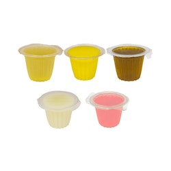 Jelly pots 10 pack