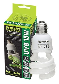 Compact lamp UVB 5 % ES 15 W