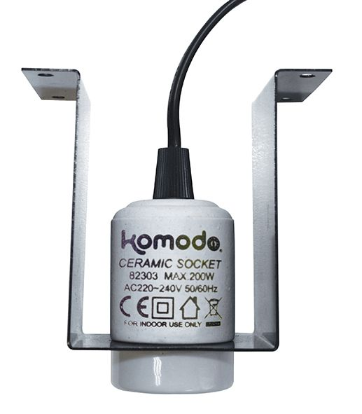 Ceramic ES lamp