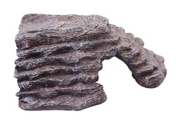 Hörngrotta brun small