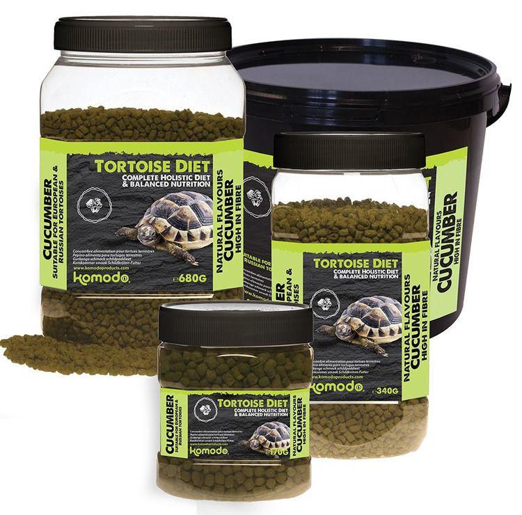 Tortoise diet cucumber 680g