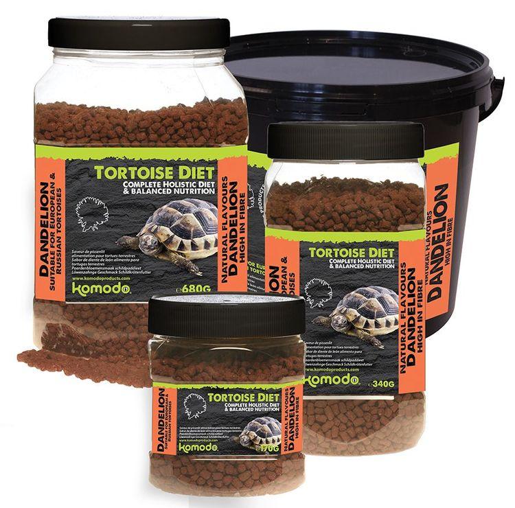 Tortoise diet dandelion 680g