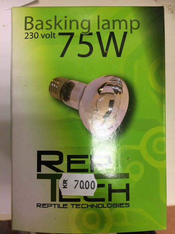 Rep tech 75 watt