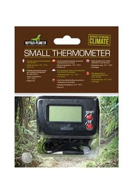 Digital thermoter reptiles planet