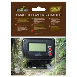 Digital hygrometer/ thermoter reptiles planet