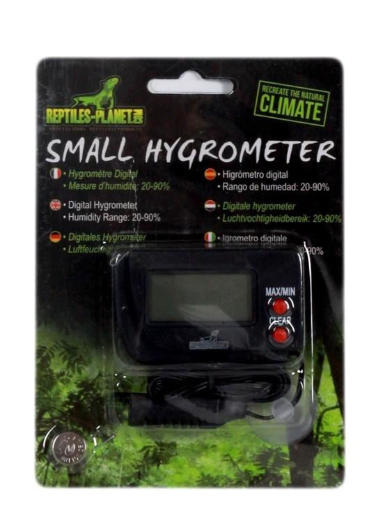 Digital hygrometer reptiles planet