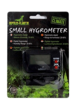 Digital hygrometer reptiles planet