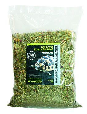 Tortoise edible bedding 10 L