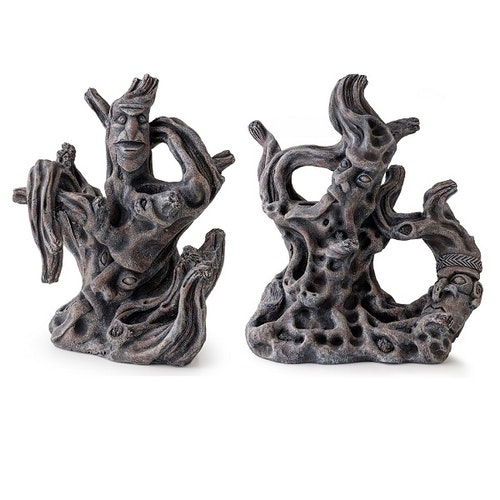 Exo Terra Tiki Totem Ornament,small