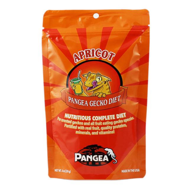 Pangea banana & apricot geckodiet 57 gram