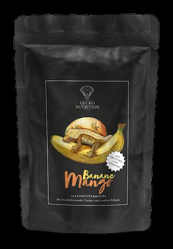 Gecko nutrition banan / mango 50 g