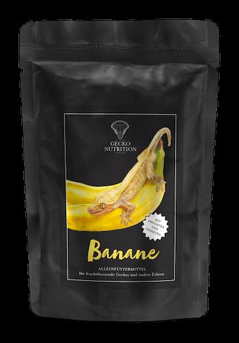 Gecko nutrition banan 100g