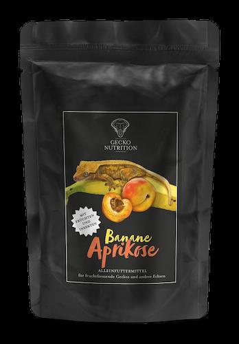 Gecko nutrition banan / aprikos 100 g