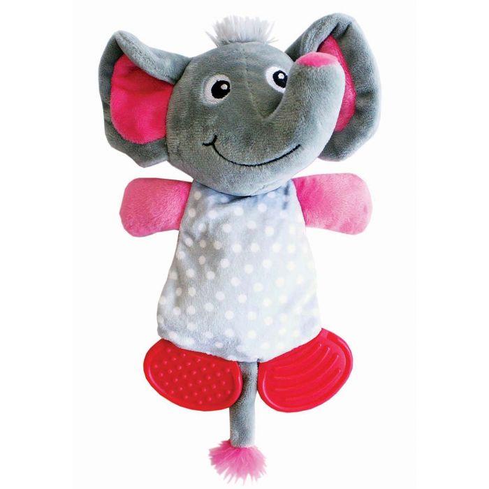 Little Rascals Play Teether Elephant