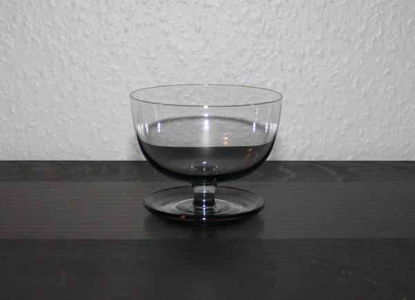 Dessertskål från Åfors Glasbruk - Bertil Vallien