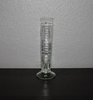 Glasvas från Björkshults Glasverk