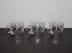 3st glögg/punschglas