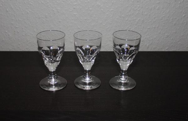 3st snapsglas
