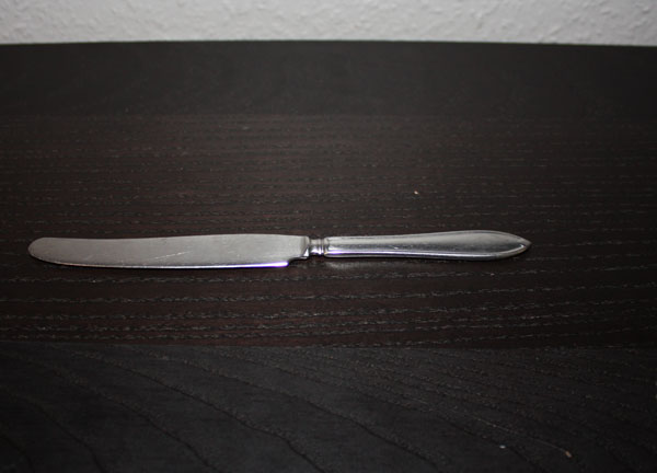 Bestick kniv från Gense