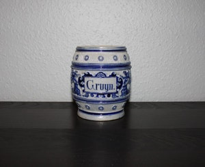 Keramiktunna från Tyskland