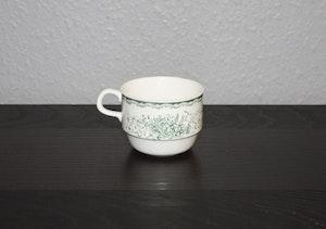 Kaffekopp från Rörstrand - Grön Anna