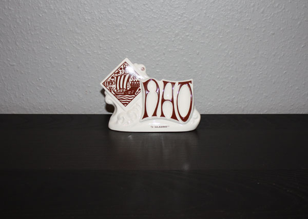 Varumärkesskylt Nao by Lladro