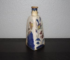 Karaff i keramik (gammal?)