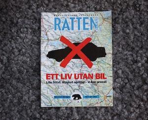 Volvotidningen Ratten 1/91