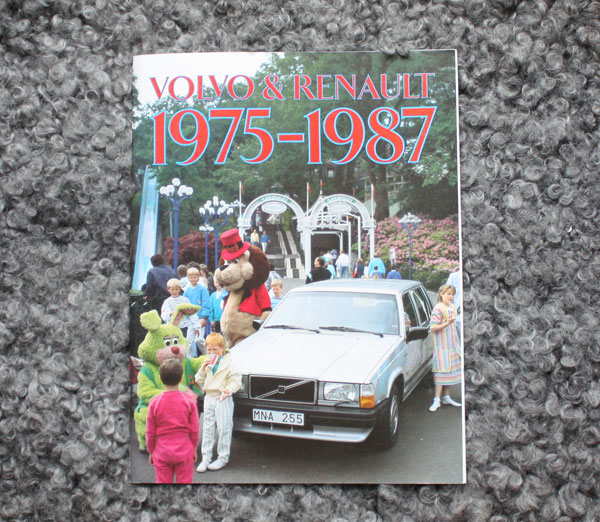 Katalog Volvo & Renault 75-87