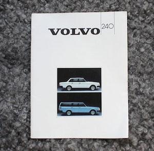 Produktkatalog Volvo 240