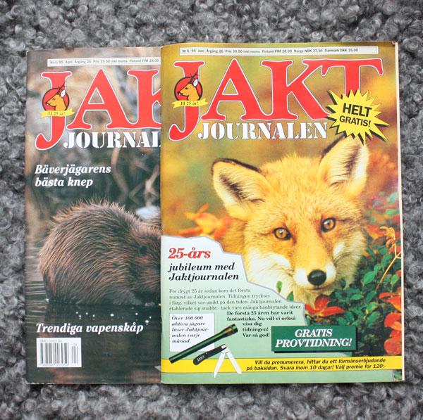 2 nr Jaktjournalen från 1995