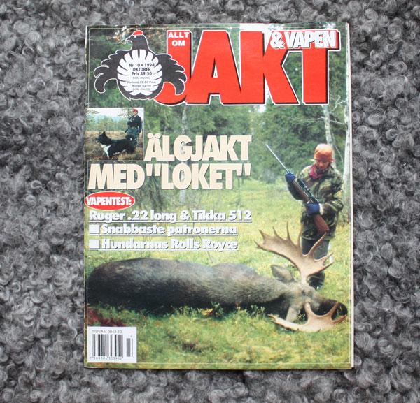 Allt om Jakt och Vapen 10/94